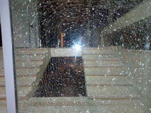 نمای کرتین وال شیشه ای