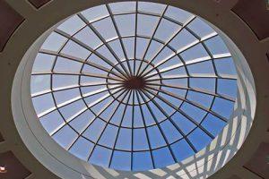 سقف های شیشه ای اسکای لایت