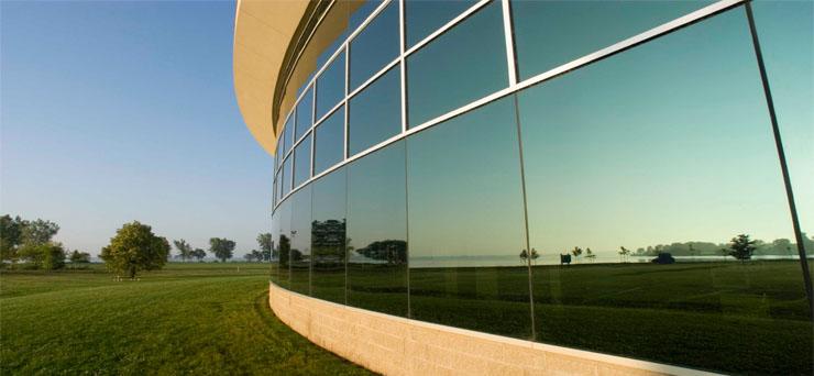 شرکت های سازنده نمای شیشه ای