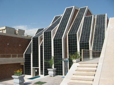 مرکز عرضه کننده کرتین وال شیشه ای